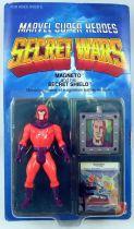 Marvel Guerres Secrètes - Magneto (carte USA) - Mattel