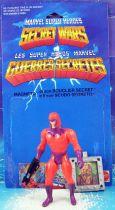 Marvel Guerres Secrètes - Magneto (loose avec cardback) - Mattel