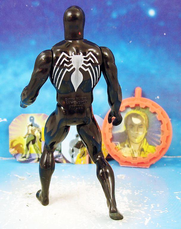 "Marvel Guerres Secrètes - Spider-Man \""black costume\"" (loose)"