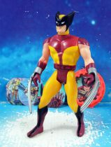 Marvel Guerres Secrètes - Wolverine / Serval (loose)