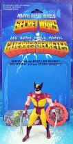 Marvel Guerres Secrètes - Wolverine / Serval (loose avec cardback) - Mattel