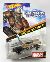 Marvel Hot Wheels - Mattel - Drax The Destroyer (Guardians of the Galaxy)