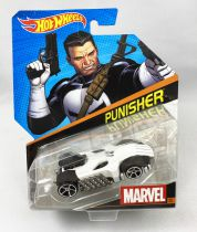 Marvel Hot Wheels - Mattel - Punisher