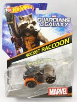 Marvel Hot Wheels - Mattel - Rocket Raccoon (Guardians of the Galaxy)