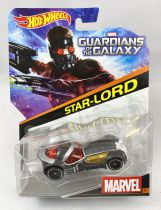Marvel Hot Wheels - Mattel - Star-Lord (Guardians of the Galaxy)
