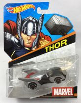 Marvel Hot Wheels - Mattel - Thor