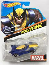 Marvel Hot Wheels - Mattel - Wolverine
