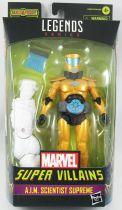 Marvel Legends - A.I.M. Scientist Supreme - Serie Hasbro (Xemnu)