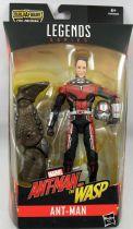 Marvel Legends - Ant-Man - Serie Hasbro (Cull Obsidian)