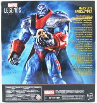 Marvel Legends - Apocalypse - Serie Hasbro