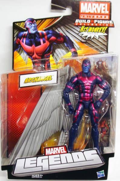 Marvel Legends - Archangel - Serie Hasbro (Hit Monkey)