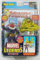 Marvel Legends - Baron Zemo - Serie 14 Mojo Serie