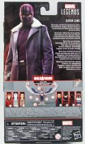 Marvel Legends - Baron Zemo - Serie Hasbro (Captain America Flight Gear))