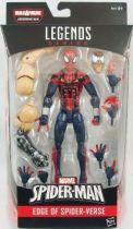 Marvel Legends - Ben Reilly Spider-Man - Serie Hasbro (Absorbing Man)