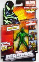 Marvel Legends - Big Time Spider-Man - Serie Hasbro (Arnim Zola)