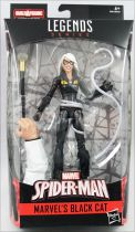 Marvel Legends - Black Cat - Series Hasbro (Kingpin)