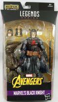 Marvel Legends - Black Knight - Serie Hasbro (Cull Obsidian)