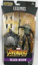 Marvel Legends - Black Widow - Serie Hasbro (Cull Obsidian)