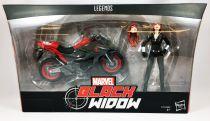 Marvel Legends - Black Widow - Serie Hasbro (Ultimate)