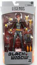 """Marvel Legends - Black Widow \""""Grey Suit\"""" - Series Hasbro (Exclusive)"""