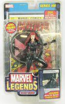 Marvel Legends - Black Widow (Natasha Romanov) - Série 8 - ToyBiz
