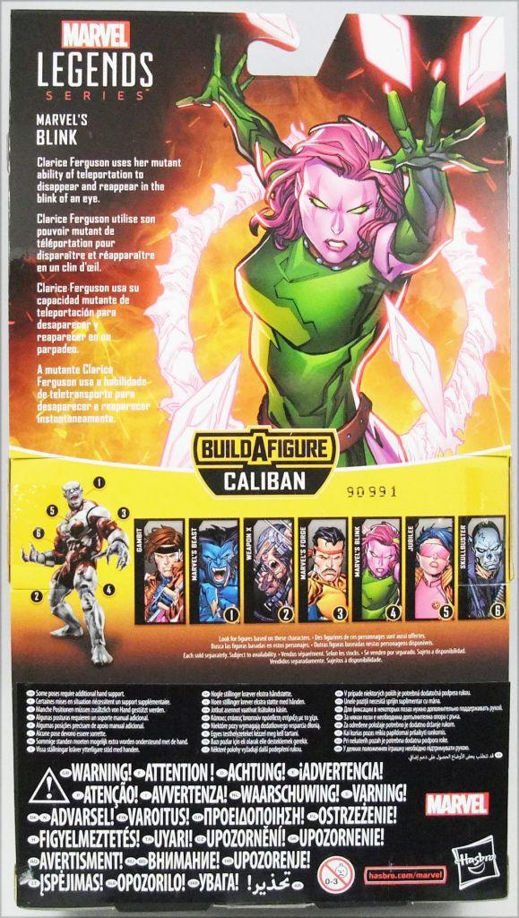 Marvel Legends - Blink - Serie Hasbro (Caliban)