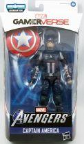 Marvel Legends - Captain America - Serie Hasbro (Abomination)