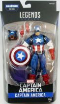 Marvel Legends - Captain America - Serie Hasbro (Red Skull)
