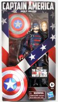 Marvel Legends - Captain America John F. Walker (The Falcon and The Winter Soldier) - Serie Hasbro