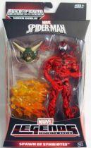 Marvel Legends - Carnage - Serie Hasbro (Green Goblin)