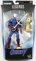 Marvel Legends - Citizen V - Serie Hasbro (Armored Thanos)