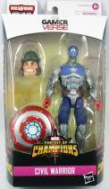 Marvel Legends - Civil Warrior - Serie Hasbro (Mr. Hyde)