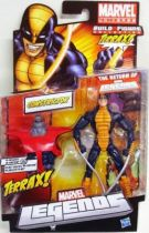 Marvel Legends - Constrictor - Serie Hasbro (Terrax)