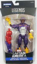 Marvel Legends - Cottonmouth - Series Hasbro (Red Skull)