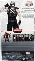 Marvel Legends - Crossbones - Serie Hasbro (Crimson Dynamo)