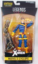 Marvel Legends - Cyclops - Series Hasbro (X-Men Warlock)