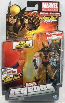 Marvel Legends - Dark Wolverine - Serie Hasbro (Arnim Zola)
