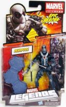 Marvel Legends - Deadpool - Serie Hasbro (Epic Heroes)