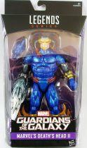 Marvel Legends - Death\'s Head II - Serie Hasbro (Mantis)