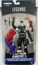 Marvel Legends - Demolition Man - Serie Hasbro (Red Skull)