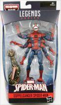 Marvel Legends - Doppelganger Spider-Man - Series Hasbro (Molten Man)
