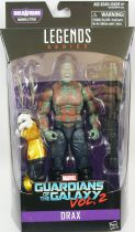 Marvel Legends - Drax - Serie Hasbro (Titus)