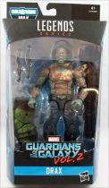 Marvel Legends - Drax - Series Hasbro (Gladiator Hulk)
