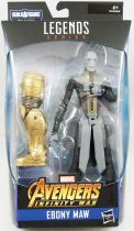 Marvel Legends - Ebony Maw - Serie Hasbro (Armored Thanos)