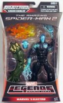 Marvel Legends - Electro - Series Hasbro (Green Goblin)