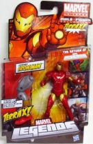 Marvel Legends - Extremis Iron Man - Serie Hasbro (Terrax)