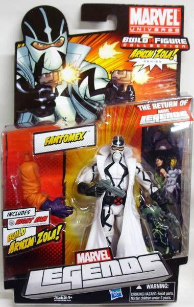 Marvel Legends - Fantomex - Serie Hasbro (Arnim Zola)