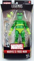 Marvel Legends - Frog-Man - Serie Hasbro (Stilt-Man)