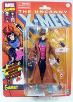 Marvel Legends - Gambit (Uncanny X-Men) - Série Hasbro