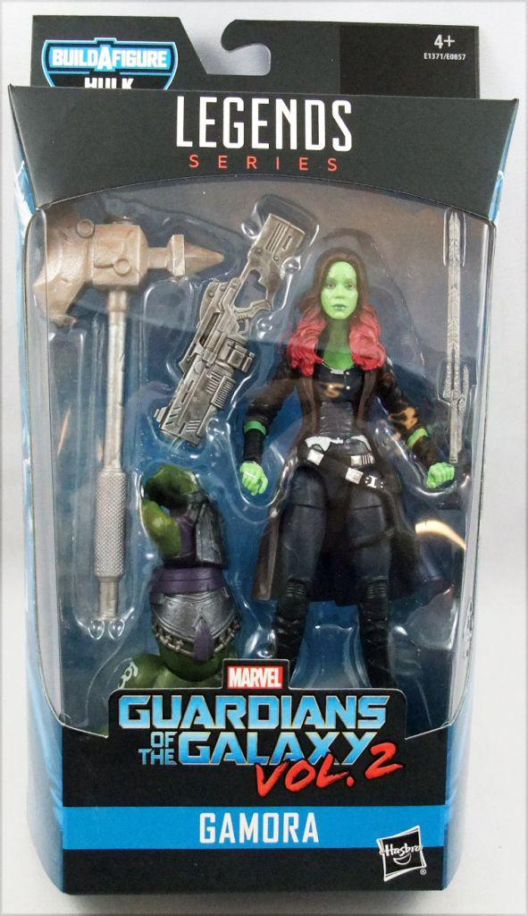 Marvel Legends - Gamora - Series Hasbro (Gladiator Hulk)